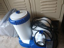 Above ground pool Pump / filter in The Woodlands, Texas