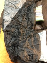 New sleeping bag in Fort Campbell, Kentucky