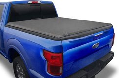 "2009-2014 Ford F-150 Truck Bed Tonneau Cover 5'5"" - Minor Damage in Joliet, Illinois"
