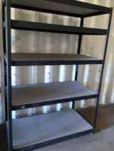Industrial Shelving Units used in Yucca Valley, California