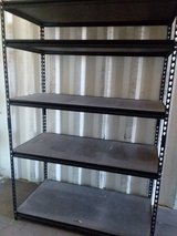 Shelving Unit, industrial in Yucca Valley, California