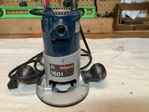 Bosch 1601 router in Fairfield, California