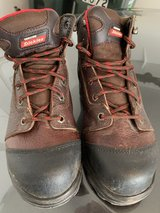 Dickies Steel Toed Work Boots in Bartlett, Illinois