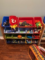 Toy box in Fort Knox, Kentucky