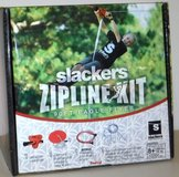 New! Slackers ZipLine & Spring Break Kit - 90ft Eagle Flyer in Orland Park, Illinois