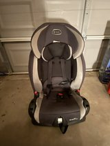 Evenflo Maestro harness booster car seat in Aurora, Illinois