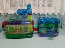 Kaytee Crittertrail hamster cages Lot 1 in Yorkville, Illinois