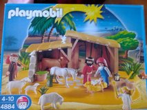 Playmobil 4884  Nativity in Stuttgart, GE
