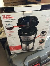 Like new thermal coffee maker in Yucca Valley, California