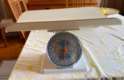 Vintage Baby Scale in Plainfield, Illinois