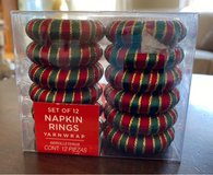 Holiday Napkin Rings in St. Charles, Illinois