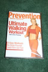 Prevention Ultimate Walking Workout DVD NEW! in Camp Lejeune, North Carolina