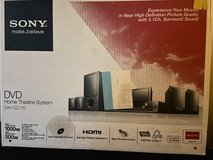 Sony Surround system in Plainfield, Illinois