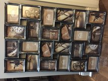 Large 24 picture collage frames in Plainfield, Illinois