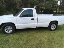 2005 CHEVY 1500 REG CAB LWB V-8 in Moody AFB, Georgia