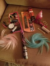 Costume hair pieces,glow in the dark items,Splat hair color,new face paints and more in Camp Pendleton, California