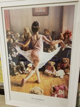FRAMED BALLET PICTURE in Naperville, Illinois
