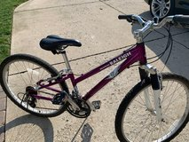 Girls 21 speed Raleigh Mohave 2.0 mountain bike in Plainfield, Illinois