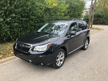 2015 SUBARU FORESTER Touring 2.5L AWD in Orland Park, Illinois