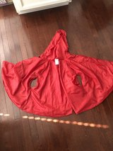 Red Riding hood cape size small adult in Camp Lejeune, North Carolina