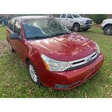 2010 Ford Focus (90k Miles, NO ISSUES, Clean!) in Fort Polk, Louisiana
