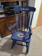 Chicago Bears Rocking Chair in Joliet, Illinois