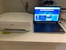 HP Laptop and HP Printer in Leesville, Louisiana