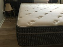 California king orthopedic pillow top mattress in Joliet, Illinois