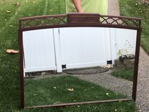 Beautiful, heavy, ornate antique mirror in Joliet, Illinois