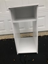 "Heavy White Stand  22""L. x 13 1/2""W in Joliet, Illinois"