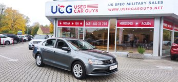 '18 VW Jetta 1.4T S Automatic in Spangdahlem, Germany