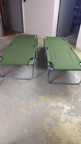 Camping Cots foldable in Ramstein, Germany