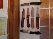 Hand made knives personalized w/name, unit in Clarksville, Tennessee