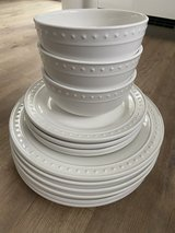 White Nantucket Dinnerware in Leesville, Louisiana