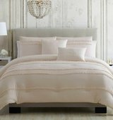 King Comforter set in Blush pink in Orland Park, Illinois