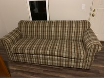 free sofa sleeper hide a bed couch in Yorkville, Illinois