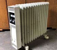 Portable Electric Heater in Spangdahlem, Germany