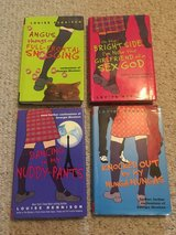 4 Young Adult Books by Louise Rennison in Lockport, Illinois