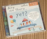 RARE Vintage 2001 Hallmark Music Are We There Yet CD Sing Along Songs Fun Games Family Road Trips in Yorkville, Illinois