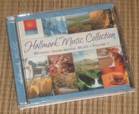 Vintage 1998 Hallmark Music Collection CD Relaxing Instrumental Music Volume 1 in Yorkville, Illinois