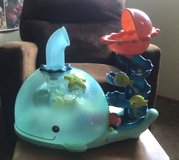 Musical whale ball popper in Orland Park, Illinois