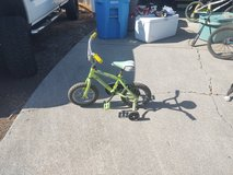 Kids bike in Fairfield, California