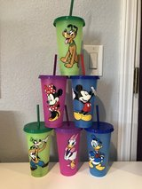 Variety of Character Color Changing Cups 24oz New in Travis AFB, California