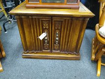 Square side cabinet in St. Charles, Illinois