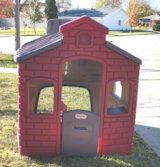 Little Tikes Town Playhouse  Tykes Gas Station, Grocery Store, Basketball House in Orland Park, Illinois