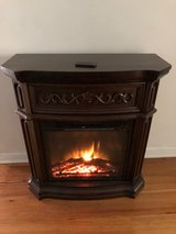 Electric Fireplace in Beaufort, South Carolina