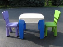 Kids Table & Chairs in Chicago, Illinois