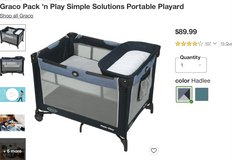 Pack n play in Orland Park, Illinois