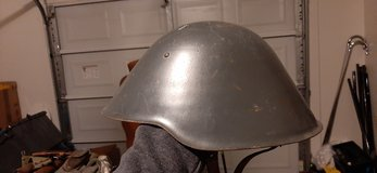 East German helmet in Clarksville, Tennessee