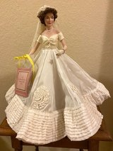 Jacqueline Kennedy Franklin Heirloom Bride Doll in The Woodlands, Texas
